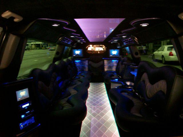 1- austin limo service