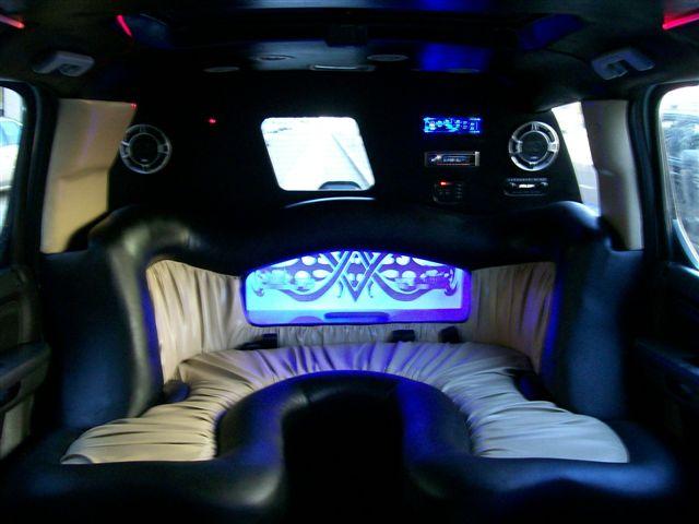 6- limousine in austin