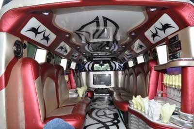 Austin hummer limo